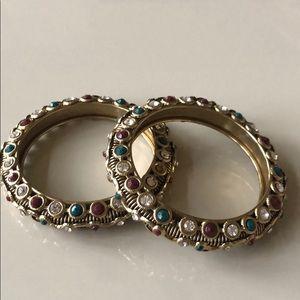 Final Sale- Indian bracelet set